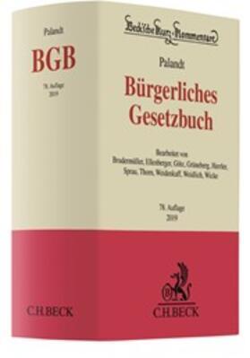 Bürgerliches Gesetzbuch: BGB