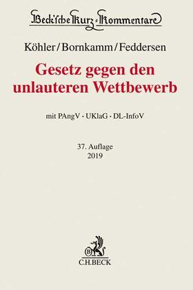 Gesetz gegen den unlauteren Wettbewerb: UWG mit PAngV, UKlaG, DL-InfoV