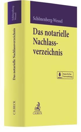 Das notarielle Nachlassverzeichnis