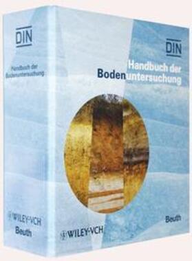 Handbuch der Bodenuntersuchung