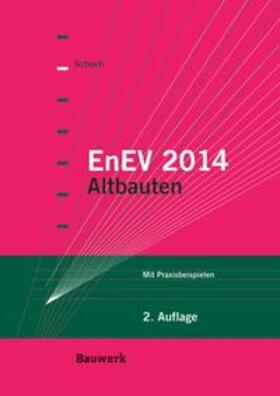 Schoch | EnEV 2014 | Buch