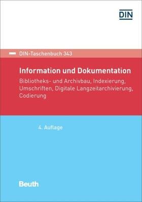 Bibliotheks- und Dokumentationswesen