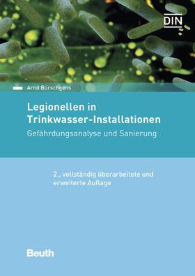 Legionellen in Trinkwasser-Installationen
