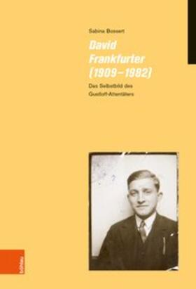 David Frankfurter (1909-1982)