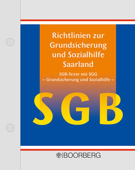 Richtlinien zur Grundsicherung und Sozialhilfe Saarland