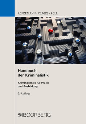 Handbuch der Kriminalistik