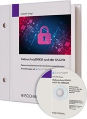 DatenschutzDOKU nach der DSGVO mit Fortsetzungsbezug