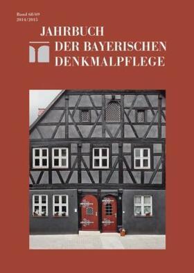 Jahrbuch der Bayerischen Denkmalpflege