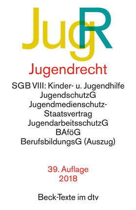 Jugendrecht: JugR