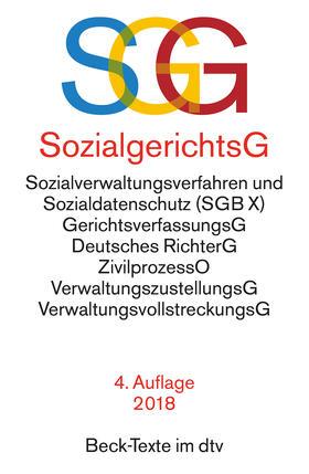 SGG Sozialgerichtsgesetz, Sozialverwaltungsverfahren und Sozialdatenschutz