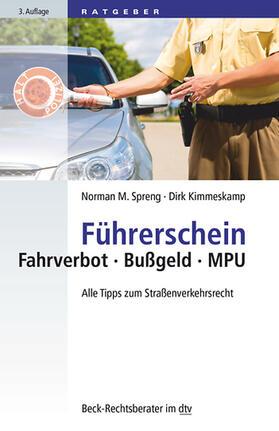 Führerschein Fahrverbot • Bußgeld • MPU