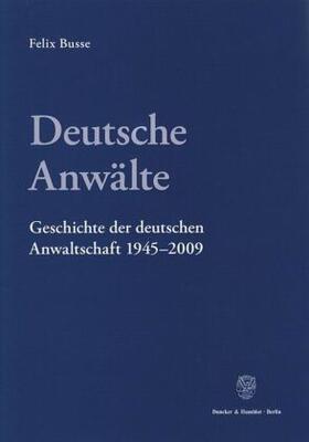 Deutsche Anwälte