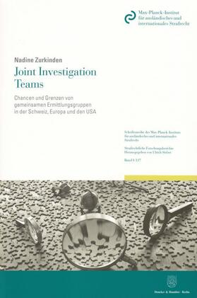 Zurkinden | Joint Investigation Teams | Buch