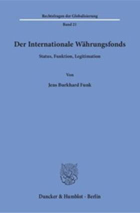Der Internationale Währungsfonds