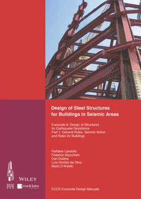 Design of Steel Structures for Buildings in Seismic Areas | Buch