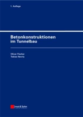 Betonkonstruktionen im Tunnelbau