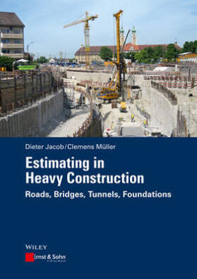 Jacob/Müller | Estimating in Heavy Construction | Buch