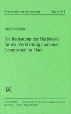Die Bedeutung der Herbivorie für die Verbreitung montaner Compositen im Harz