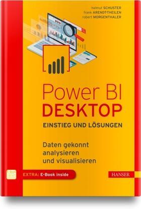 Power BI Desktop – Einstieg und Lösungen