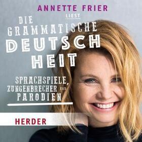 Die grammatische Deutschheit