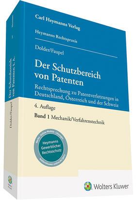 Der Schutzbereich von Patenten