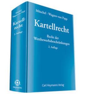 Möschel/Wagner-Von Papp | Kartellrecht | Buch