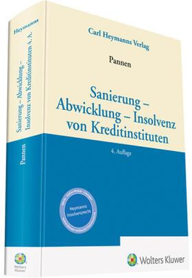 Pannen | Sanierung – Abwicklung – Insolvenz von Kreditinstituten | Buch