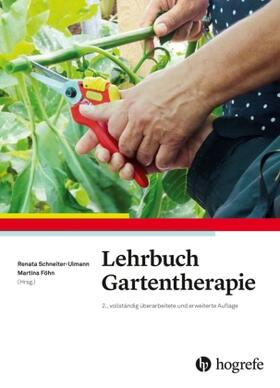 Lehrbuch Gartentherapie, m. CD-ROM