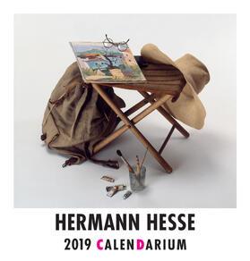 Hermann Hesse Calendarium 2019