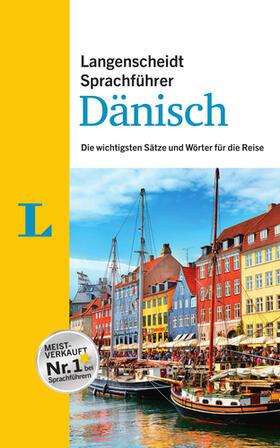 Langenscheidt Sprachführer Dänisch - Mit Speisekarte