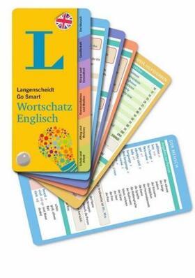 Langenscheidt Go Smart Wortschatz Englisch - Fächer