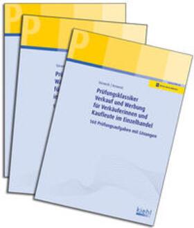 Bücherpaket Prüfungsklassiker für Verkäuferinnen