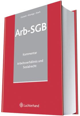 Arb-SGB: Arbeitsverhältnis und Sozialgesetzbuch