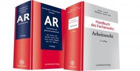 Bundle: Dornbusch/Fischermeier/Löwisch, AR - 7. Auflage 2015 und Dörner/Luczak/Wildschütz, Handbuch des Fachanwalts Arbeitsrecht - 12. Auflage 2015