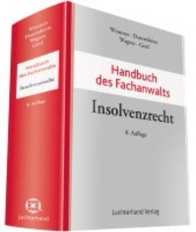 Wimmer / Dauernheim / Wagner   Handbuch des Fachanwalts Insolvenzrecht   Buch