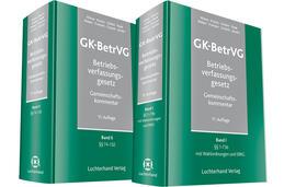 Gemeinschaftskommentar zum Betriebsverfassungsgesetz: GK-BetrVG
