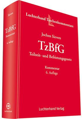 Sievers | TzBfG | Buch