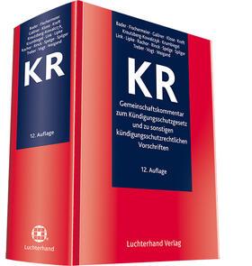 Bader / Fischermeier / Gallner | KR | Buch