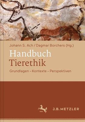 Ach / Borchers   Handbuch Tierethik   Buch