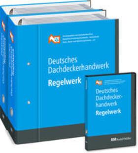 Deutsches Dachdeckerhandwerk Regelwerk