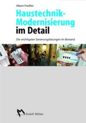 Haustechnik-Modernisierung im Detail