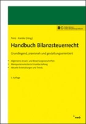Handbuch Bilanzsteuerrecht
