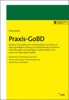 Teutemacher | Praxis-GoBD | Buch