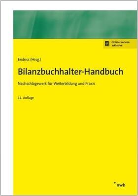 Endriss | Bilanzbuchhalter-Handbuch | Buch