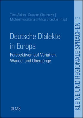Deutsche Dialekte in Europa