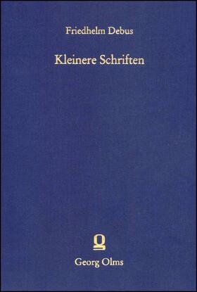 Kleinere Schriften, Bd. 5