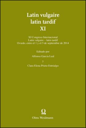 Latin vulgaire - latin tardif. Vol.11