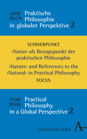 Jahrbuch praktische Philosophie in globaler Perspektive / / Yearbook Practical Philosophy in a Global Perspective