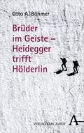 Brüder im Geiste – Heidegger trifft Hölderlin