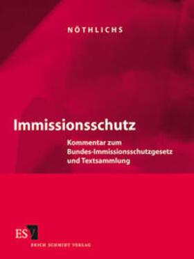 Immissionsschutz, mit Fortsetzungsbezug